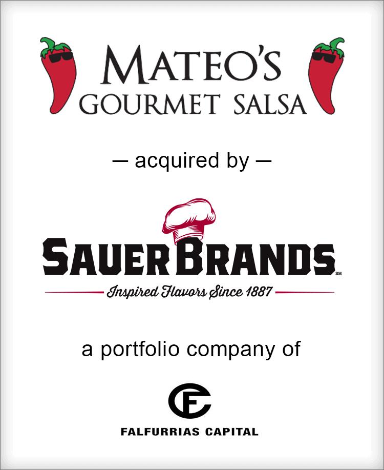 Image for BGL Advises Mateo's Gourmet Salsa Transaction