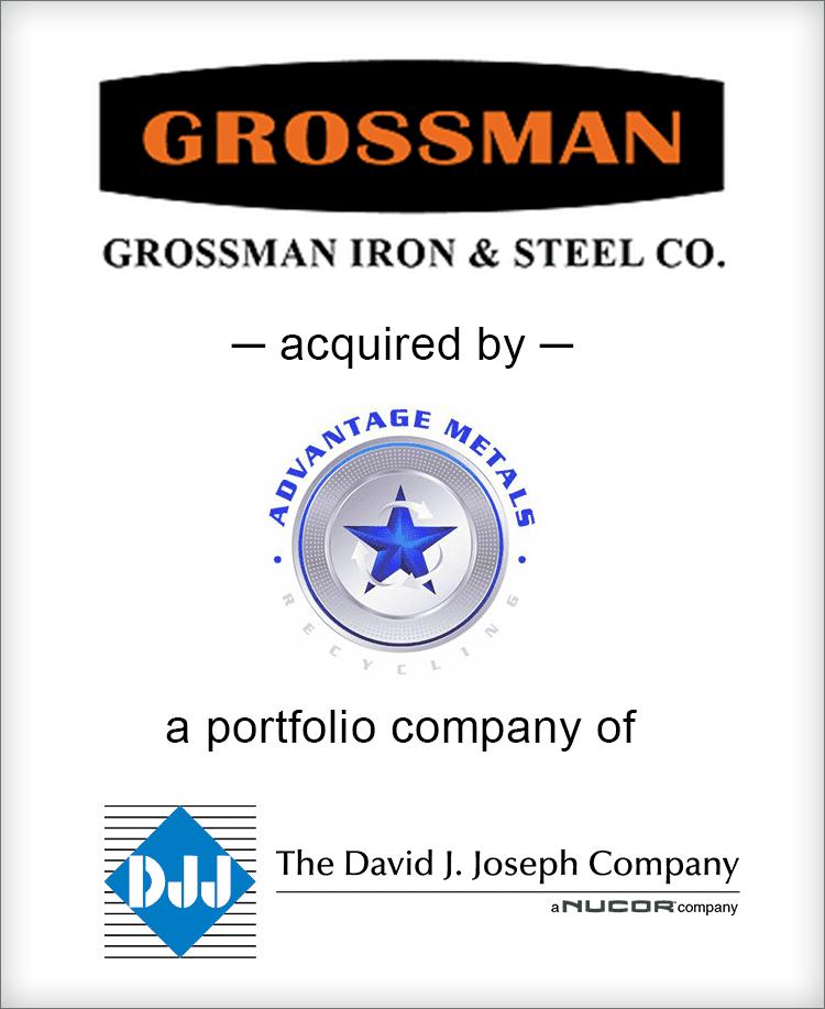 Image for BGL Advises Grossman Iron and Steel Company Transaction